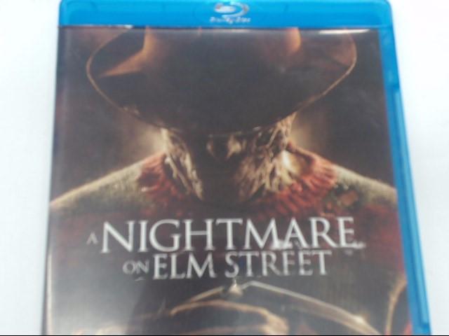 A NIGHTMARE ON ELM STREET - BLU-RAY MOVIE