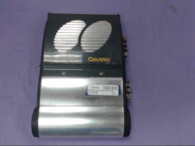 COUSTIC AMP Car Amplifier 161SE