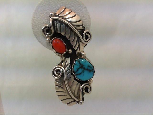 Silver Earrings 925 Silver 10.5g