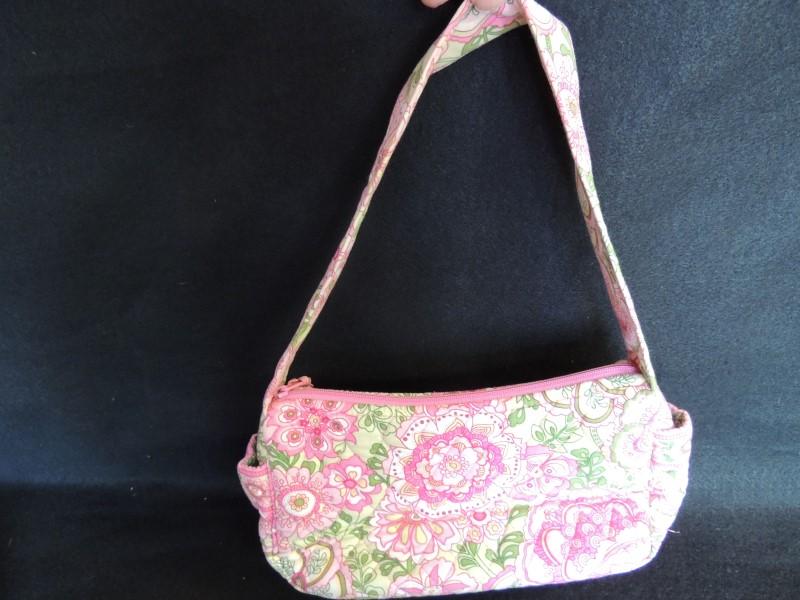 VERA BRADLEY Handbag SMALL PURSE PETAL PINK