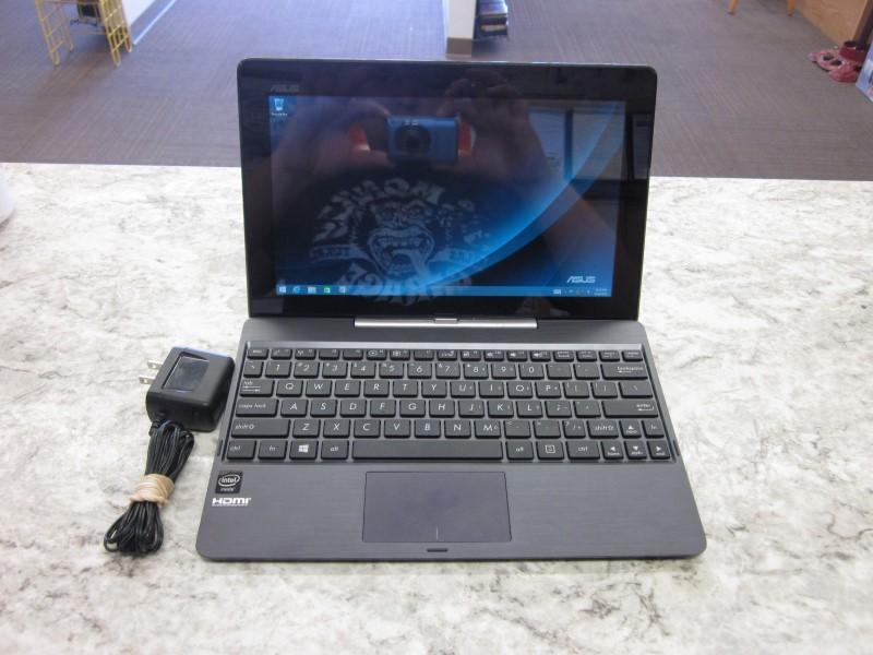 ASUS TABLET COMPUTER T100TAF -NO CHARGER-