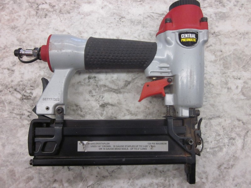 CENTRAL PNEUMATIC NAILERS 68019