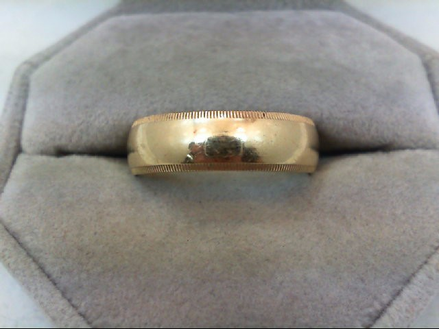 Gent's Gold Ring 14K Yellow Gold 6.35g
