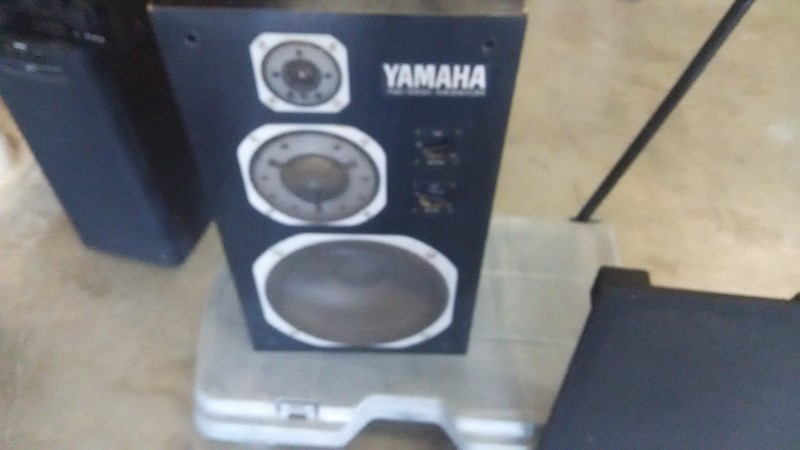 YAMAHA Monitor/Speakers NS-1000M