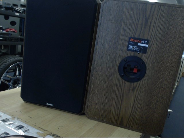 BOSTON ACOUSTICS Speakers/Subwoofer HD7