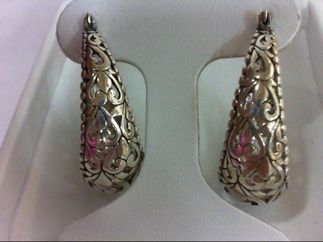 Silver Earrings 925 Silver 10g