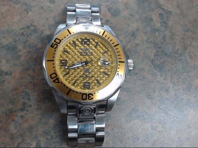 INVICTA Gent's Wristwatch GRAND DIVER