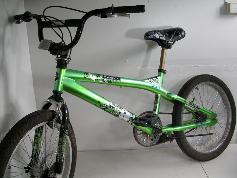 NEXT BICYCLES Mountain Bicycle INVADER FREE STYLE