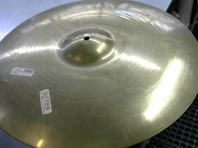 """ZILDJIAN Cymbal 18"""" A CUSTOM CRASH"""