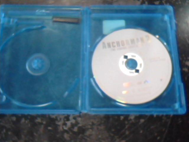 BLU-RAY MOVIE Blu-Ray ANCHORMAN 2