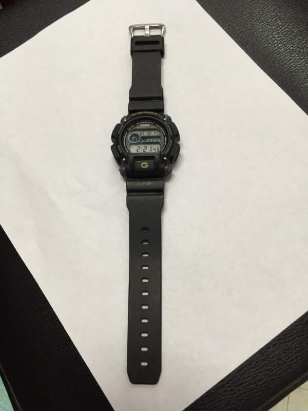 CASIO Gent's Wristwatch DW-9052 G-SHOCK