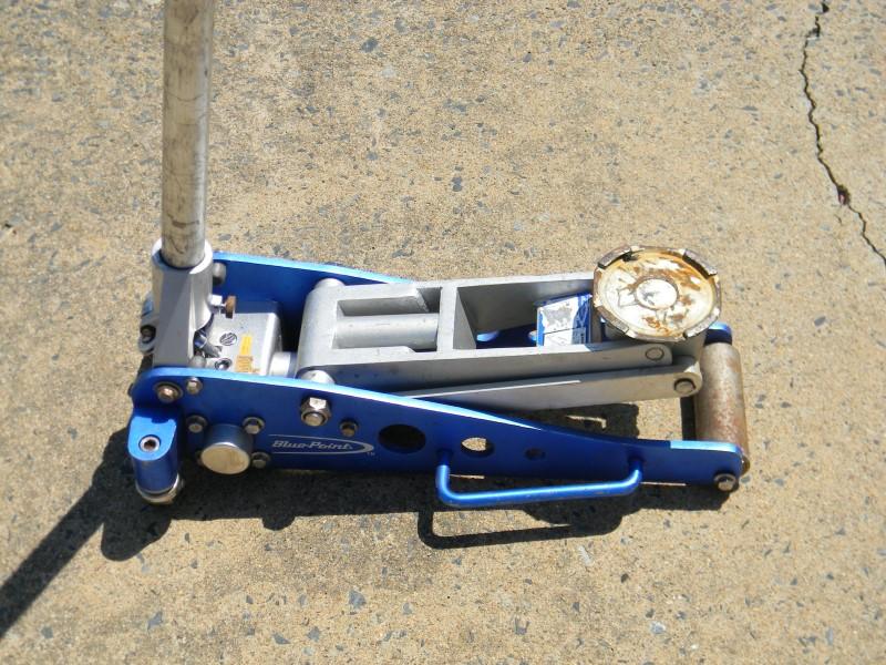 BLUE POINT Floor Jack ALUMINUM FLOOR JACK