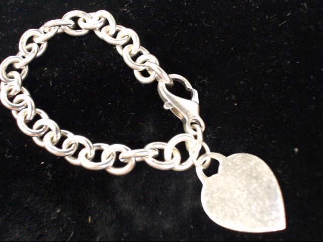 Silver Bracelet 925 Silver 33.6g