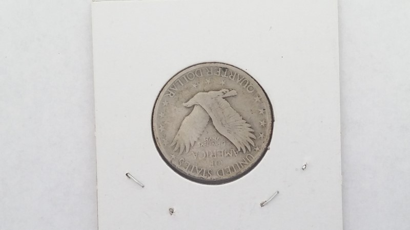 United States 1926 Standing Liberty Silver Quarter