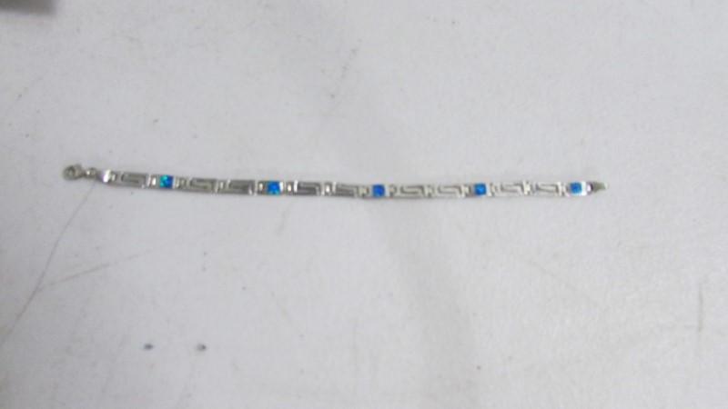 Silver Bracelet 925 Silver 7.74g