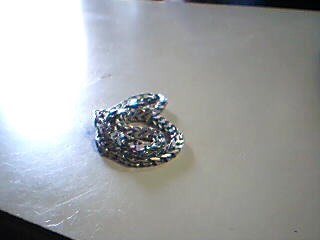 Gold Bracelet 10K White Gold 10.3g