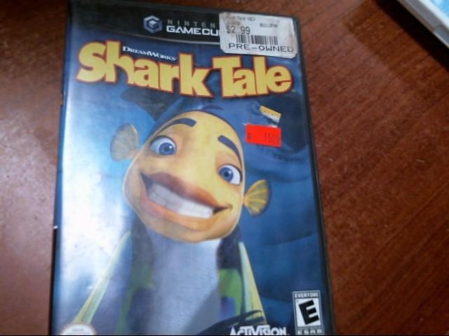 NINTENDO Nintendo GameCube SHARK TALE GAMECUBE
