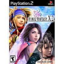 SONY Sony PlayStation 2 FINAL FANTASY X-2