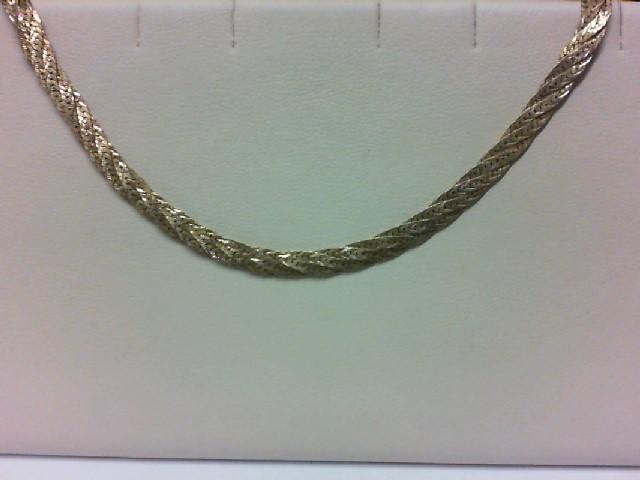 Gold Bracelet 14K Yellow Gold 5.5g