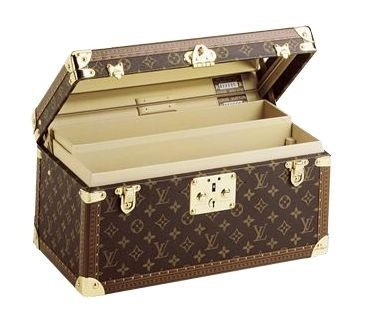 LOUIS VUITTON B0ITE BOUTEILLLES GLACE COSMETIC CASE