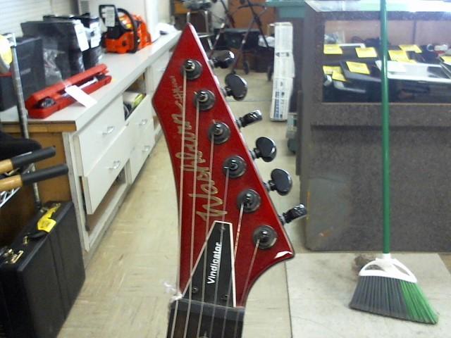 WASHBURN Electric Guitar VINDICATOR