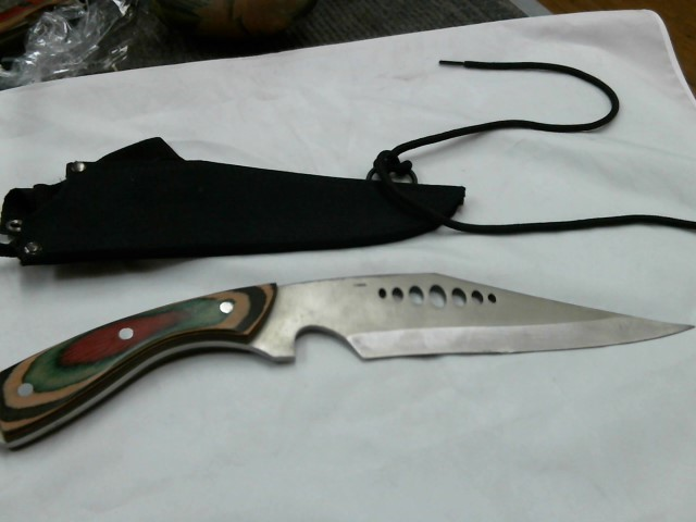 Combat Knife 440 STAINLESS