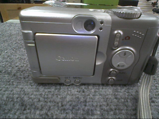 CANON Digital Camera POWERSHOT A80