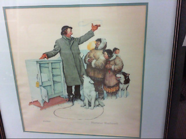 NORMAN ROCKWELL Print COLLECTION