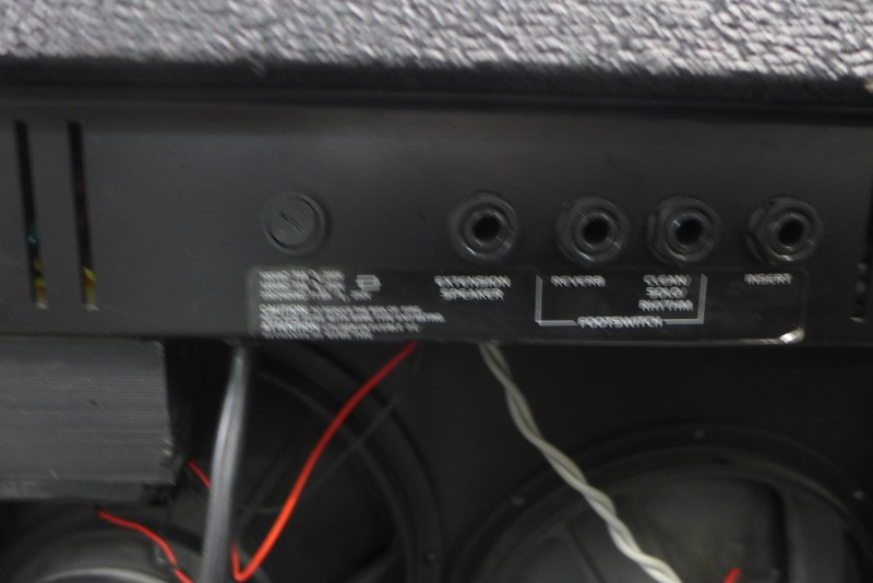 CRATE Electric Guitar Amp GT212