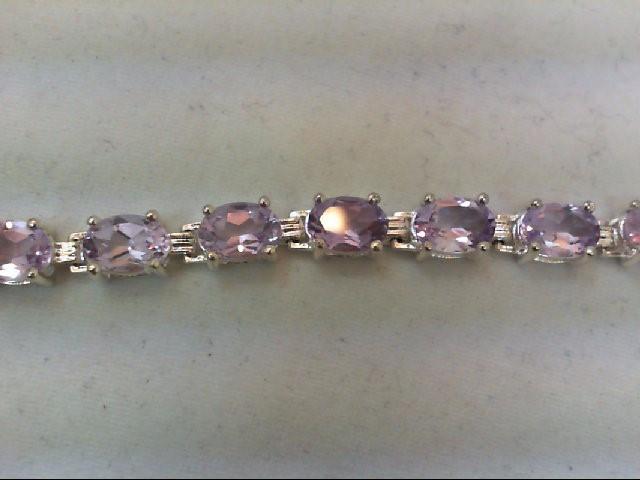 Silver Bracelet 925 Silver 12g