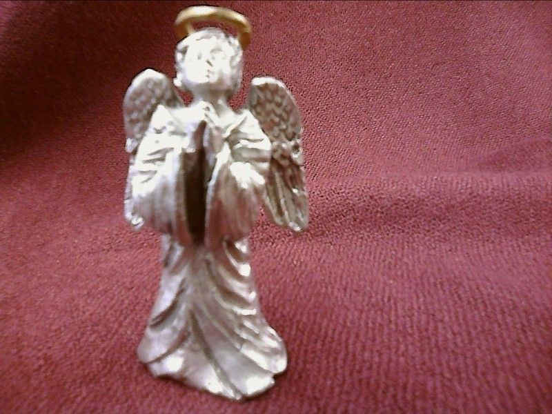 MISC NEW MISC NEW MISC COMSTOCK 4553; 4553 PEWTER ANGEL PRAYER