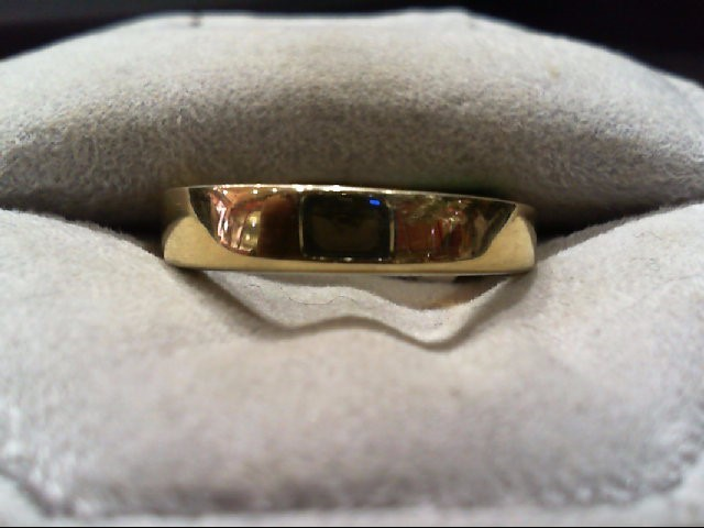 Gent's Gold Wedding Band 14K Yellow Gold 5.6g
