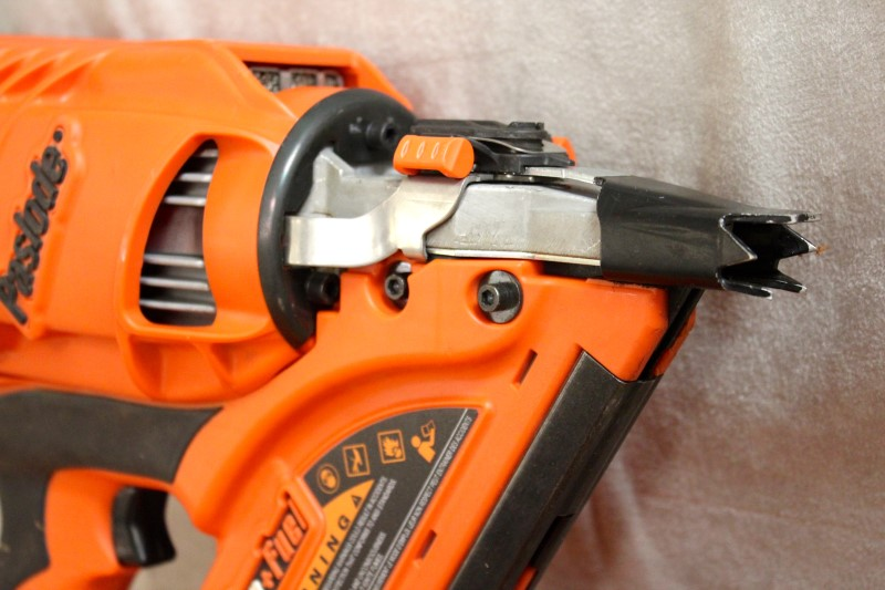 Paslode Cordless Framing Nailer Model Cf325li Very