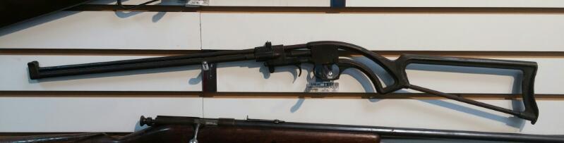 FIREARM INTERNATIONAL BICYCLE GUN, .22LR, L, S