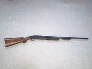 REMINGTON ARMS Rifle PUMP
