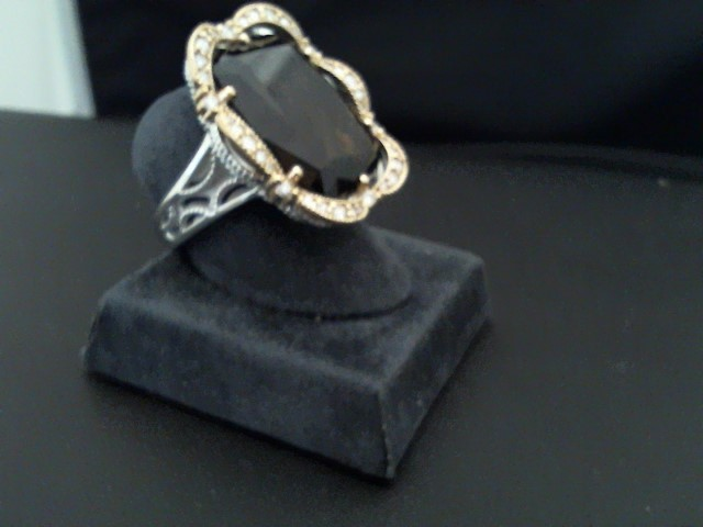 Lady's Silver Ring 925 Silver 13.7g