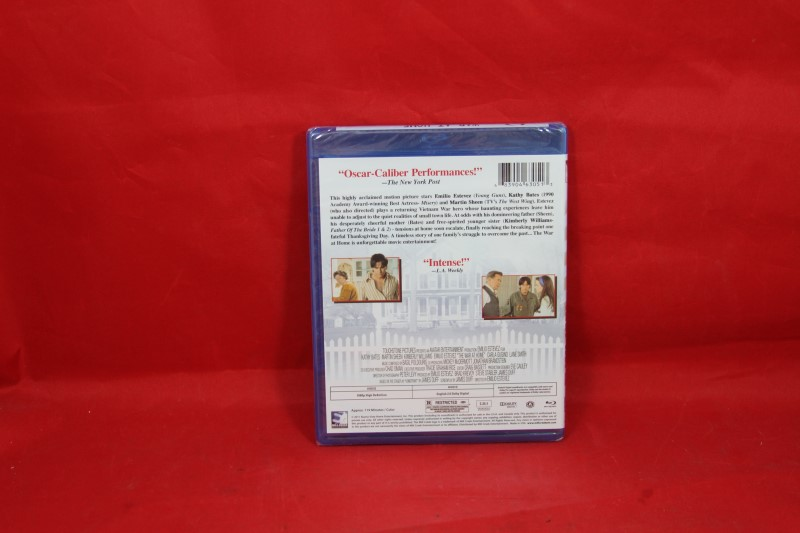 The War at Home (Blu-ray Disc, 2011) **FREE SHIP**