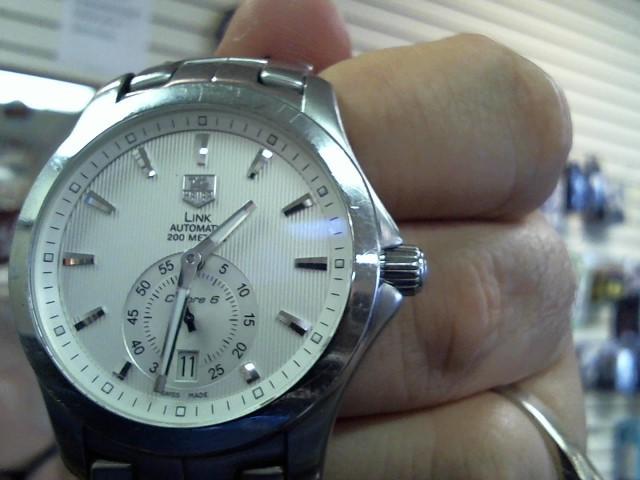 TAG HEUER Gent's Wristwatch WJF211B