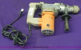 CHICAGO ELECTRIC Hammer Drill 41983