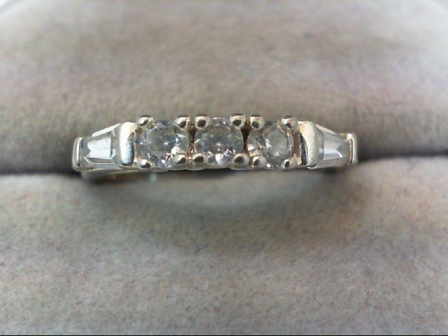 Lady's Silver Ring 925 Silver 2g