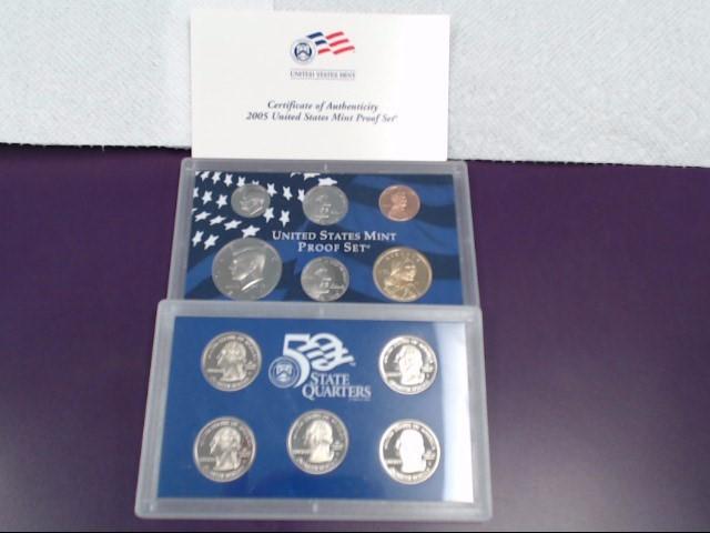 UNITED STATES Proof Set 2005 MINT PROOF SET