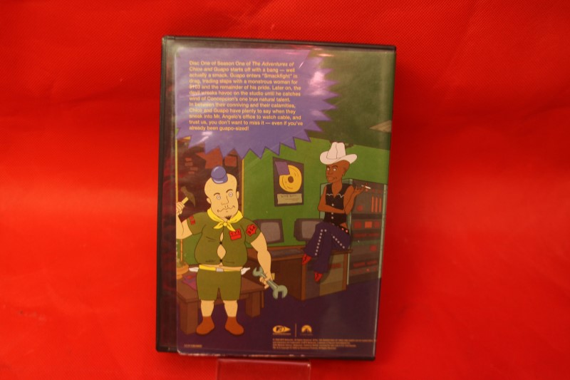 THE ADVENTURES OF CHICO AND GUAPO THE COMPLETE FIRST SEASON *USED*