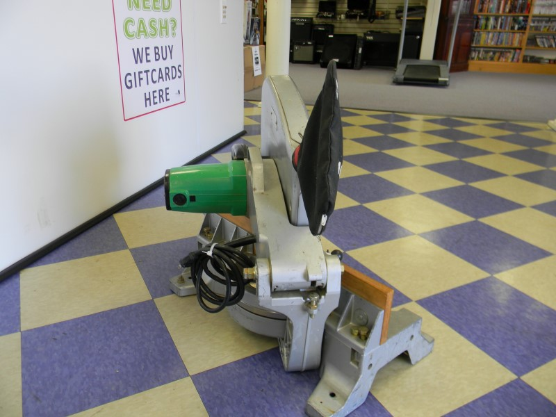 HITACHI MITER SAW C15FB