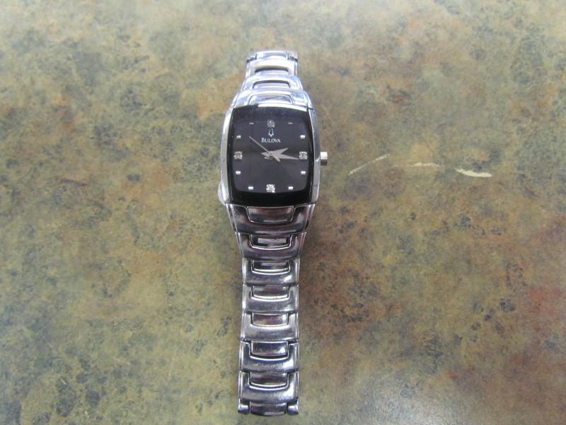 BULOVA Lady's Wristwatch 96P15