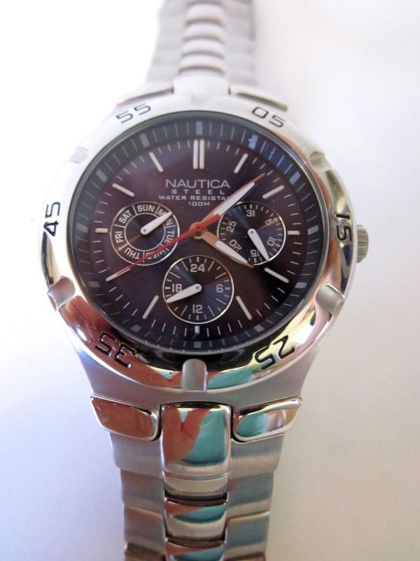 NAUTICA Gent's Wristwatch N10061
