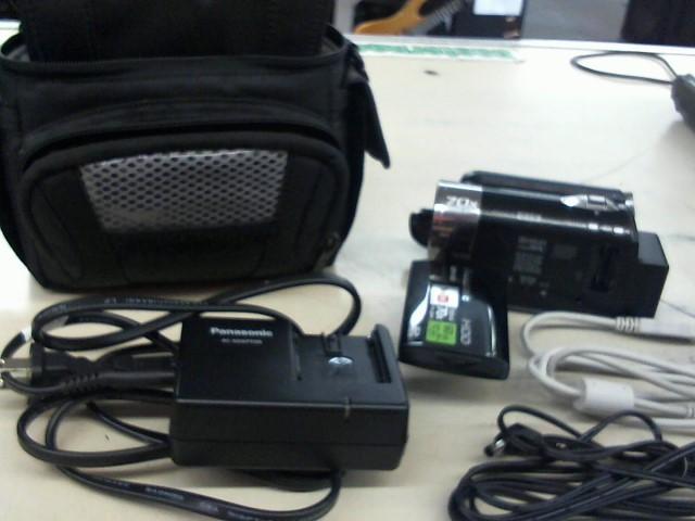 PANASONIC Camcorder SDRH80P