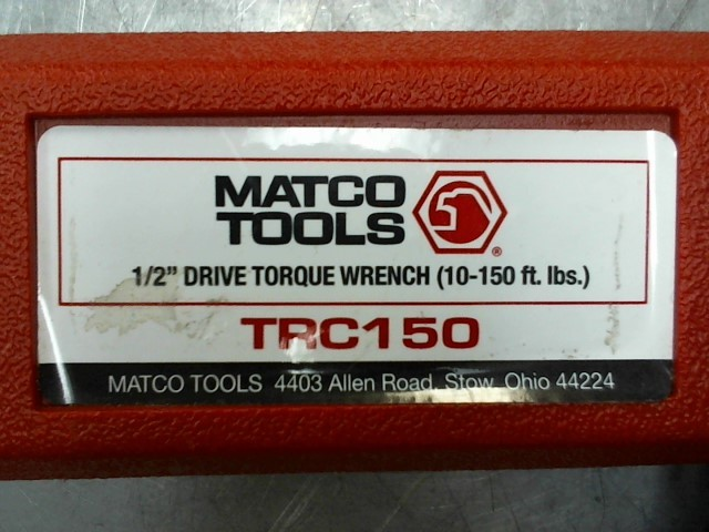 MATCO TOOLS Miscellaneous Tool TRC150