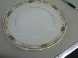 CHINA BOWL - FLORAL PATTERN