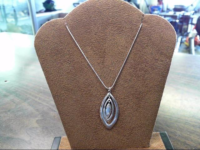 Silver Fashion Chain 925 Silver 8dwt