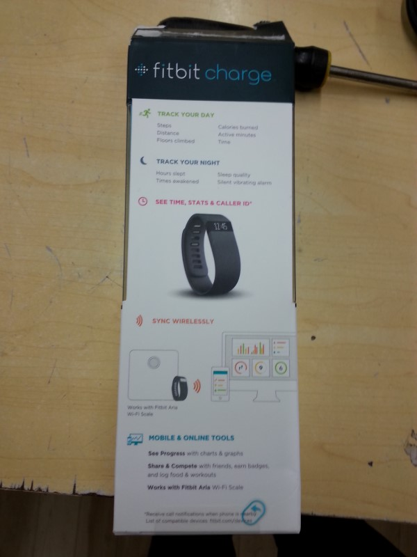 FITBIT Outdoor Sports CHARGE